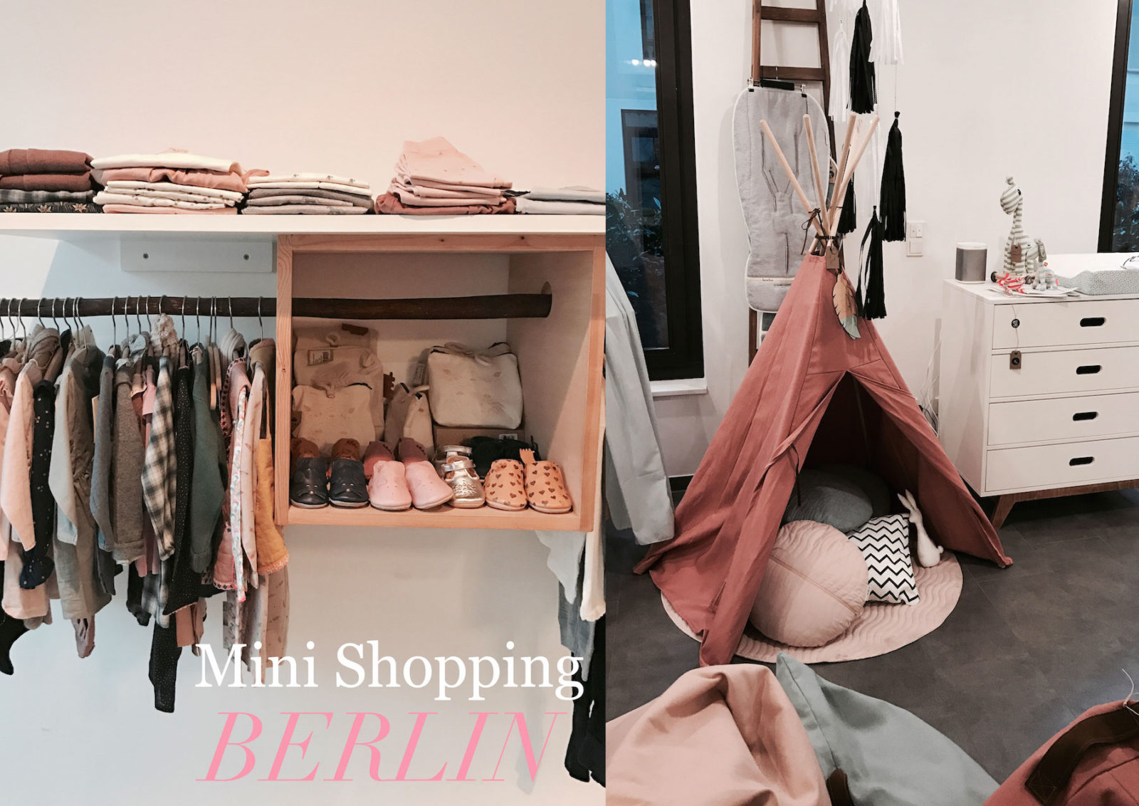 Kleider shoppen in berlin