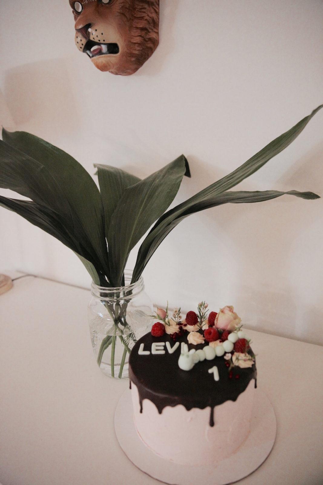 Dekorations-Madness: So war Levis 1.Kindergeburtstag - eine Jungle ...